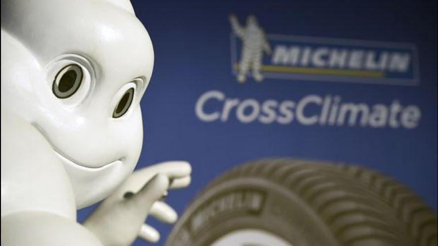 Michelin CrossClimate, il ritorno alla