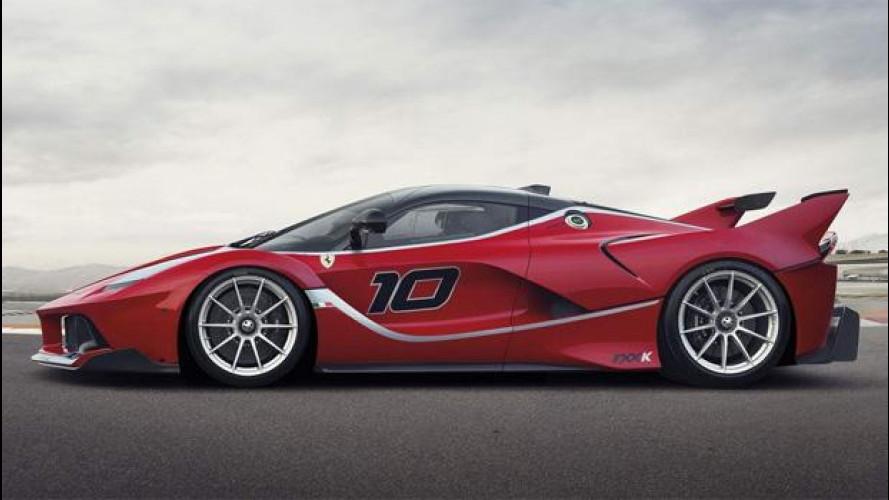 """Ferrari premiata come """"il meglio del meglio"""""""
