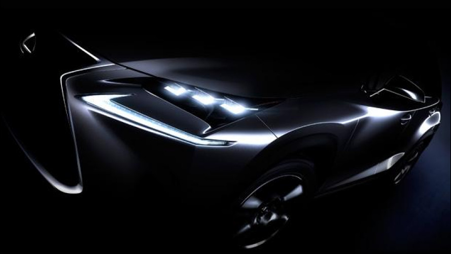 Lexus NX Hybrid, il SUV elettrificato