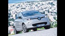 Renault Zoe 240 km