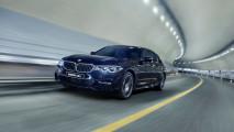 BMW Serie 5, a Shanghai col passo lungo