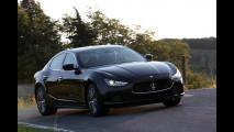 Nuova Maserati Ghibli 3.0 V6 diesel