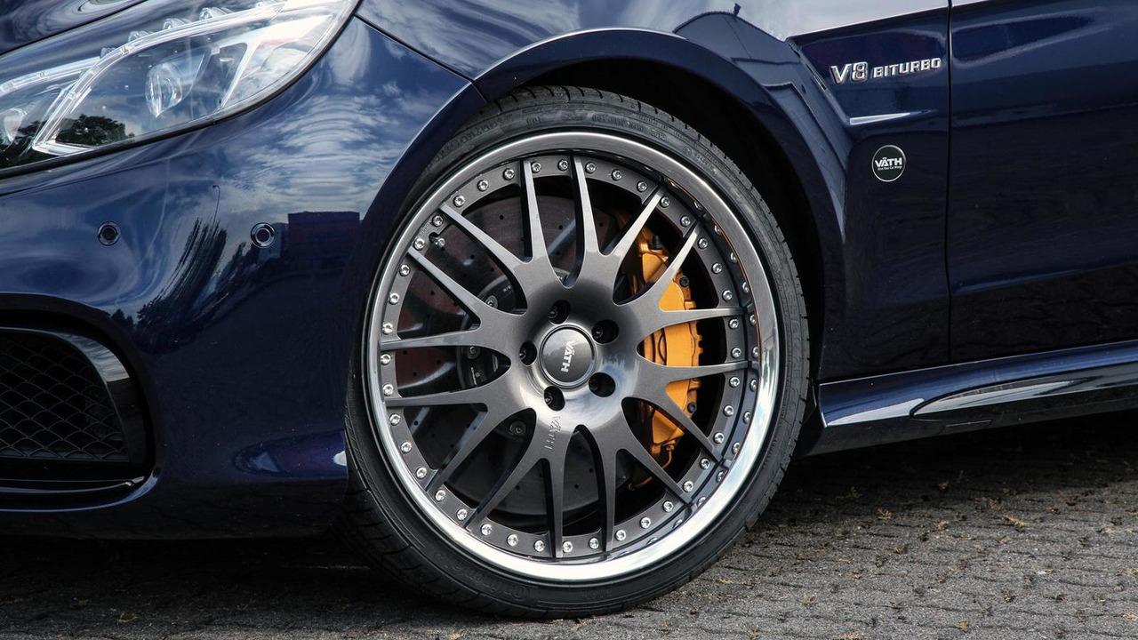 Mercedes-Benz E63 AMG S-Model Estate by VATH