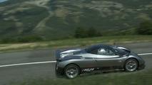 Pagani Zonda F, WCF test drive, 21.04.2006