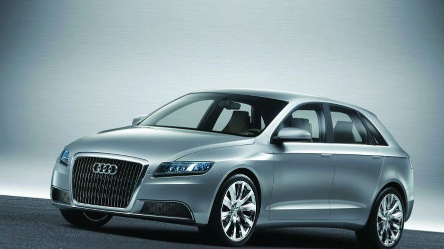 Audi MPV confirmed for production - report