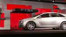 Toyota Unveils FT-SX Concept at 2005 NAIAS