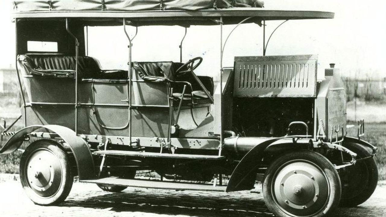Dernburg-Wagen from Daimler-Motoren-Gesellschaft