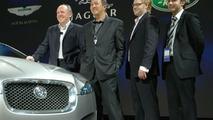 Jaguar C-XF Concept at NAIAS