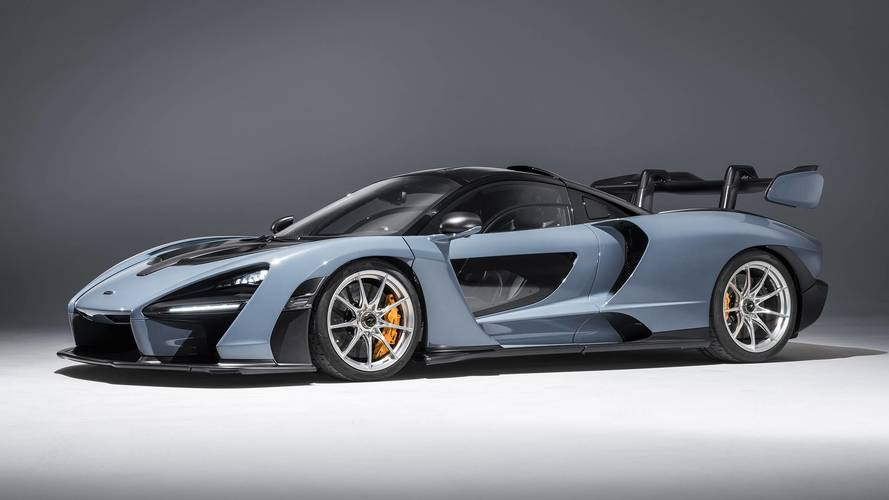 McLaren wants to take the Senna racing