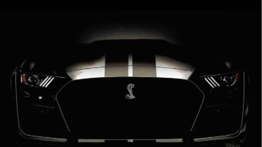 Ford Mustang, in arrivo la Shelby GT500 da 700 CV