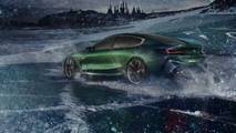 BMW M8 Gran Coupe Konsepti