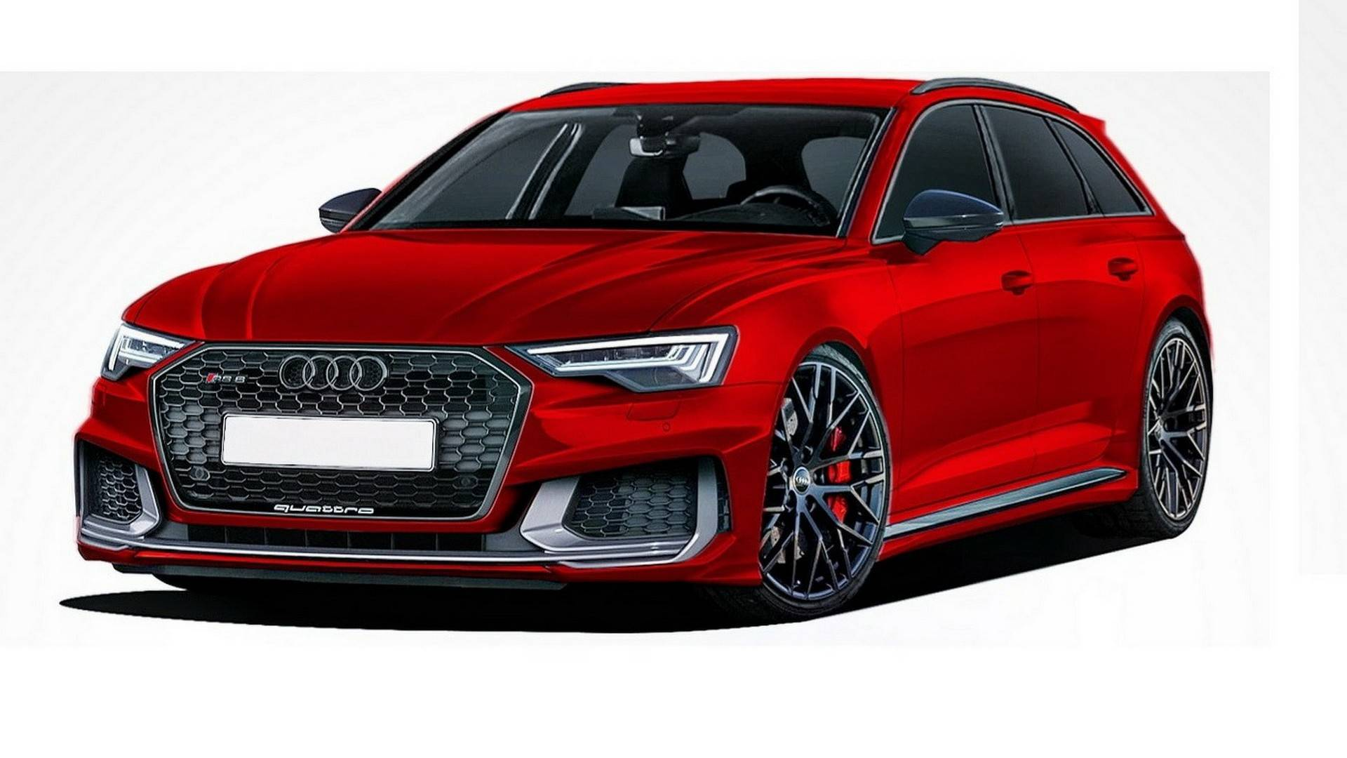 all new eight gen 2019 audi a6 sedan revealed features standard mild hybrid systems for all. Black Bedroom Furniture Sets. Home Design Ideas