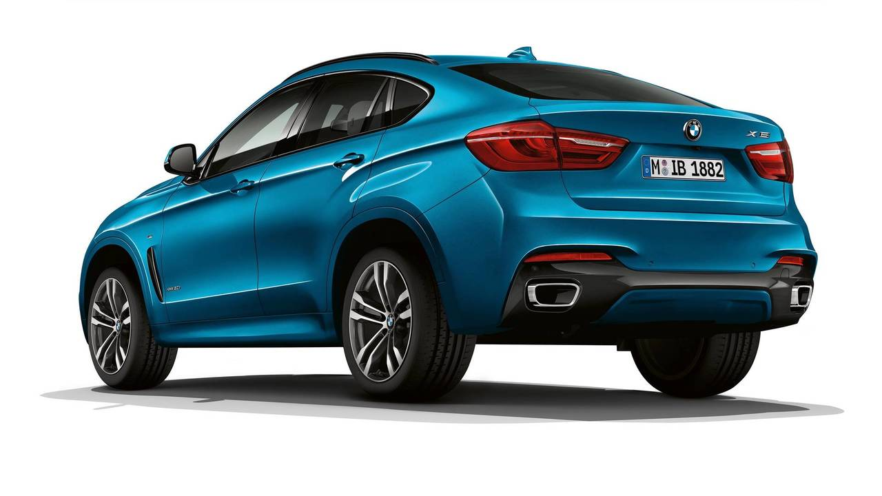 8. BMW X6 M – 4.2 secondes