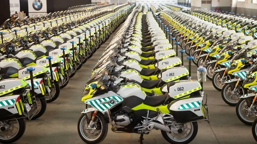 La Guardia Civil destapa un caso de fraude en la obtención del carné de moto