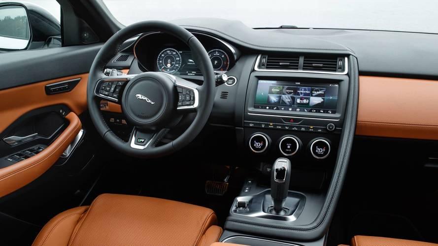2018 Jaguar E-Pace S D240 first drive