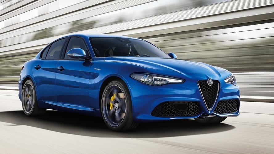 AWD Alfa Romeo Giulia Veloce gets 280-hp turbo 2.0-liter engine