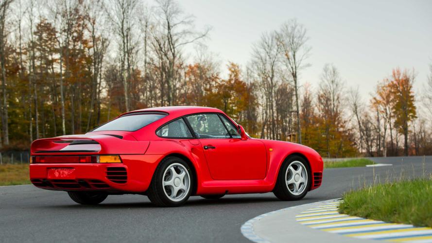 1987 Porsche 959 targets $1.3M USD at auction