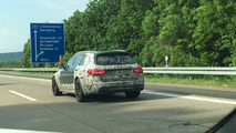 Possible hardcore Mercedes-AMG C63 Estate spy photo