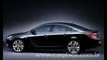Sucessor do Vectra europeu - Vauxhall divulga novas fotos e interior do Insignia