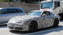 2019 Toyota Supra spy photo