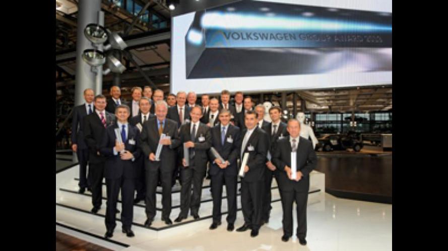 Pirelli vince il Volkswagen Group Award 2013