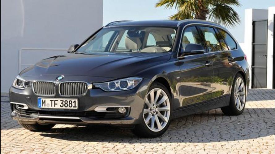 BMW 335d xDrive Touring