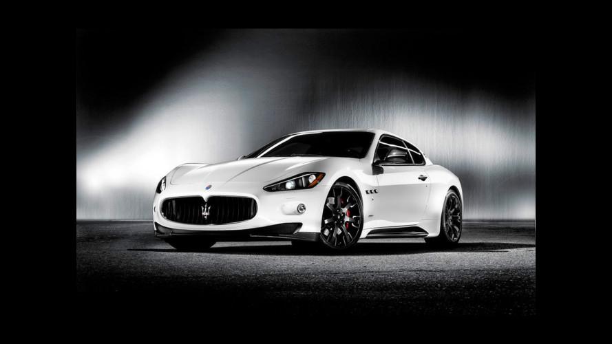 Maserati arriva in India