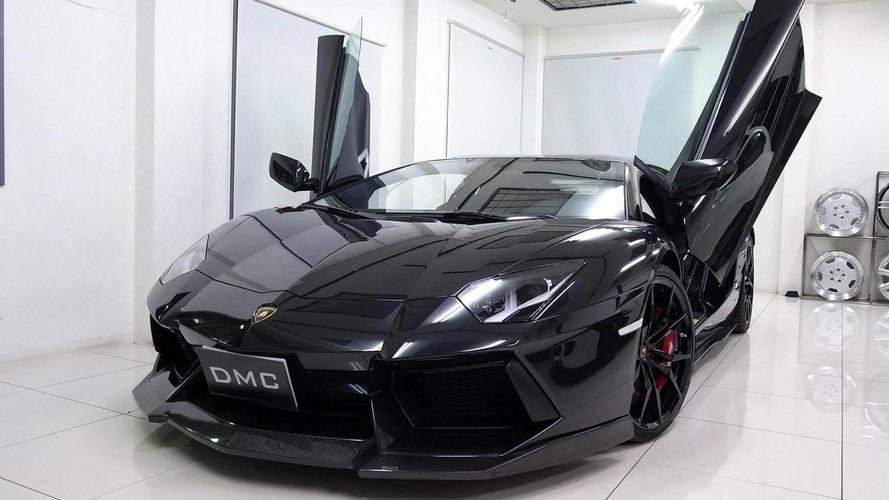 Lamborghini Aventador modified by Autoproject-D and DMC