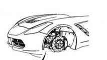 2014 Chevrolet Corvette C7 front