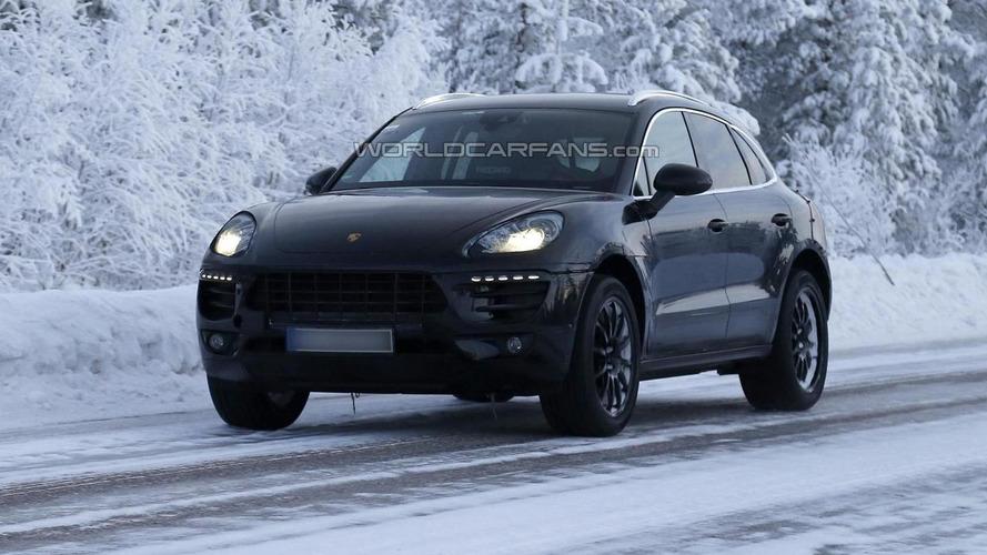 Porsche Macan arriving at L.A. Auto Show in November - report