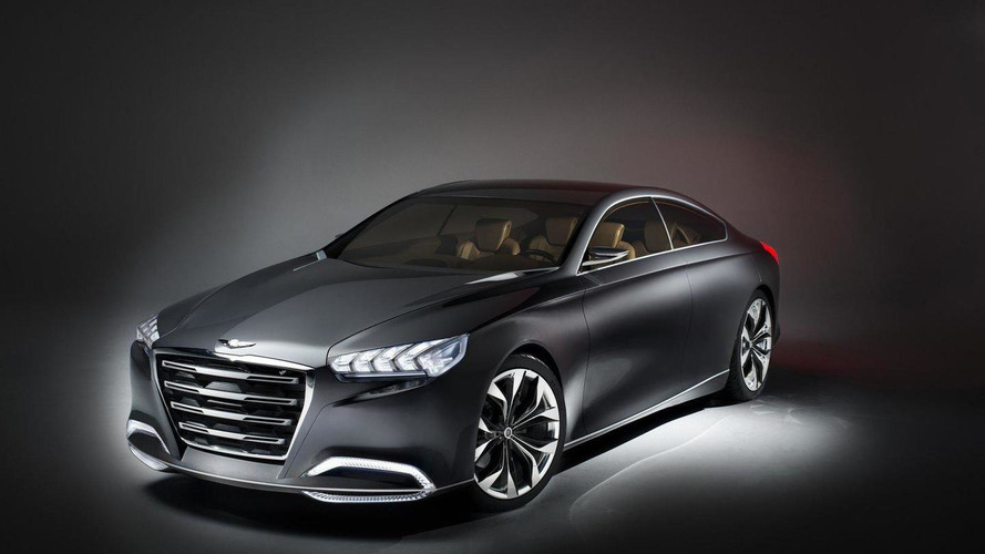 Hyundai considering a new luxury model, could be a BMW 3-Series competitor - report