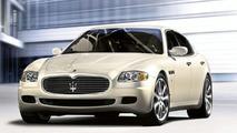 Maserati Quattroporte Automatic Launched