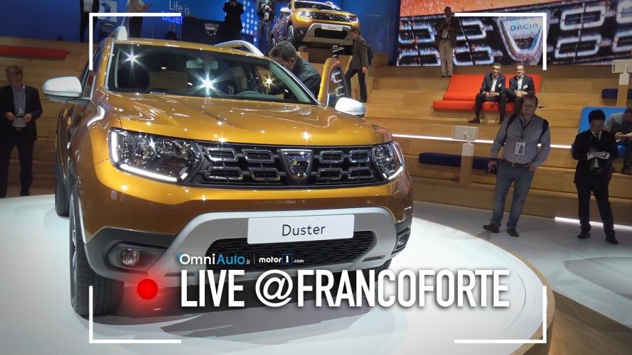 Nuova Dacia Duster, evoluzione della specie [VIDEO]