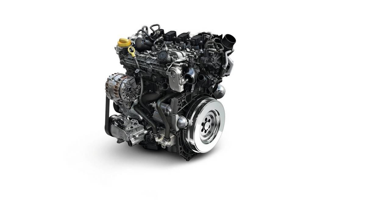 Yeni Energy TCe motor