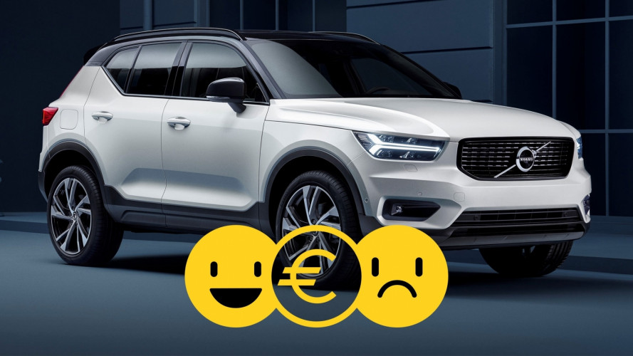 Promozione Volvo XC40, perché conviene e perché no