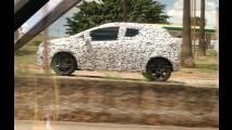 Honda divulga 1ª imagem do WR-V e confirma estreia para o Salão do Automóvel