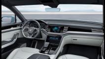 Veja como pode ficar o visual do novo VW Tiguan - projeção