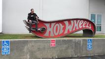 Escritório da Hot Wheels em um Mannequin Challenge