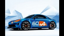 Galeria: Alpine Celebration Concept vai a Le Mans e remete ao Willys Interlagos