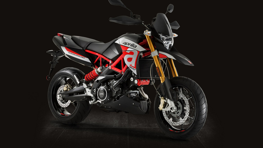 Aprilia Dorsoduro gets a makeover for 2017