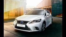 Híbrido mais barato: Lexus reduz preço do CT 200h para R$ 129.900