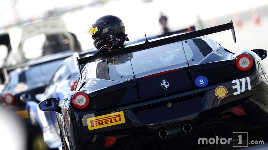 Nos plus belles images des Ferrari 458 Challenge aux Finali Mondiali