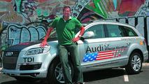 Audi Launches U.S. Diesel Offensive with Mileage Marathon