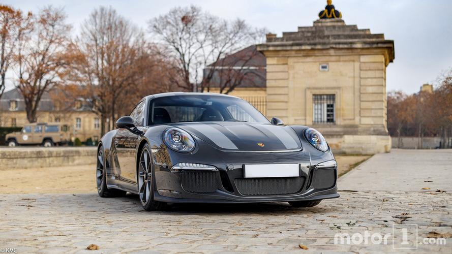 PHOTOS - Cette Porsche 911 R aux enchères dans quelques jours !