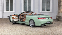 Carlsson Dispyros Mercedes S Class Cabriolet