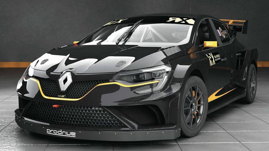 La Renault Mégane débarque en World RX en 2018 !