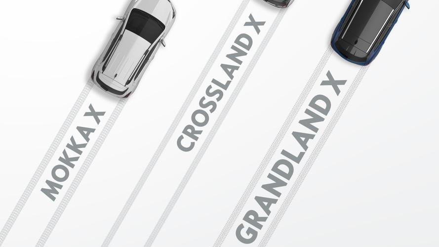 Opel prépare la succession des Mokka X, Adam et Corsa