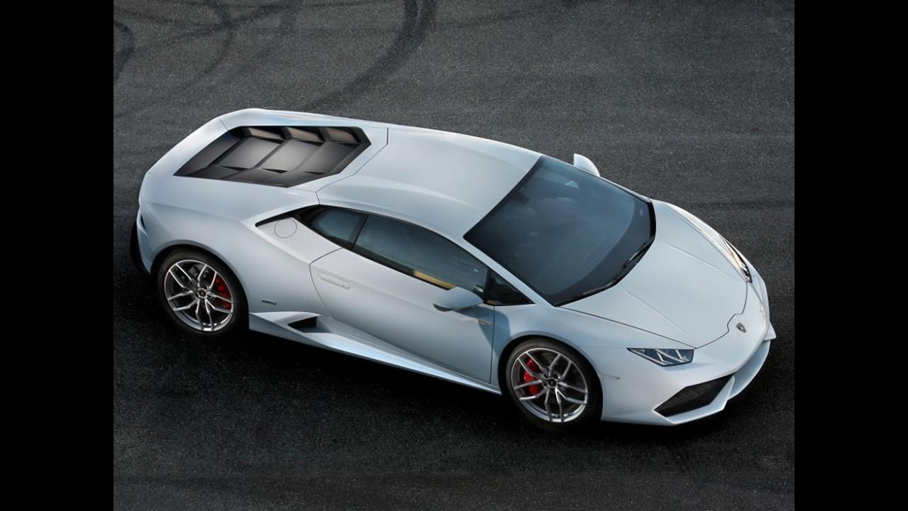 Insano: Lamborghini Huracan chega a 838 cv com preparação
