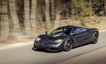 McLaren Offering Up Immaculate F1 Supercar, For a Price