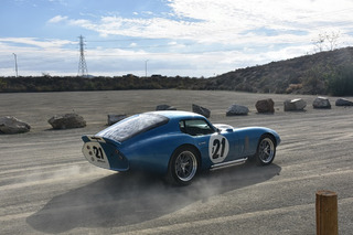 The Superformance Shelby Daytona Coupe Relives the Glory Days: Review